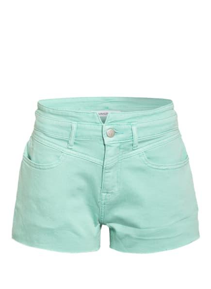 Calvin Klein Jeans-Shorts , Farbe: MINT (Bild 1)