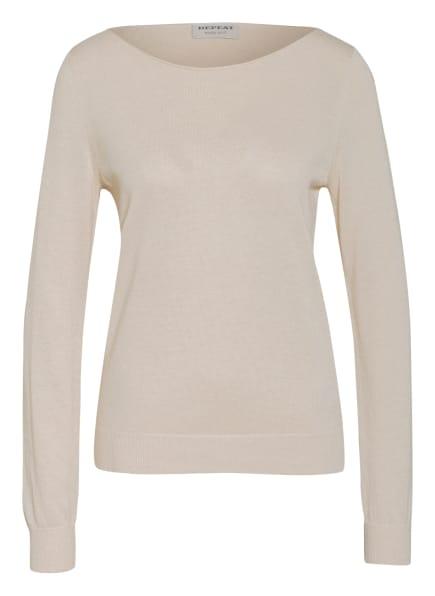 REPEAT Pullover, Farbe: CREME (Bild 1)