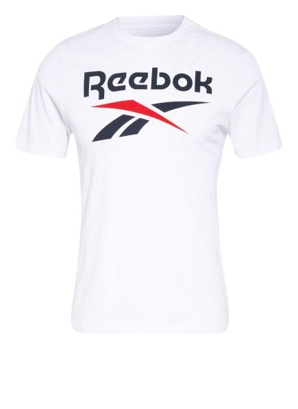 Reebok CLASSIC T-Shirt, Farbe: WEISS (Bild 1)