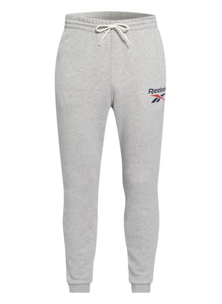 Reebok CLASSIC Sweatpants IDENTITY, Farbe: HELLGRAU (Bild 1)