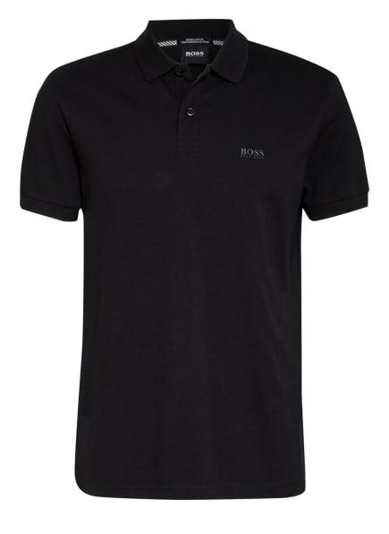 BOSS Piqué-Poloshirt PIRO Regular Fit , Farbe: SCHWARZ (Bild 1)