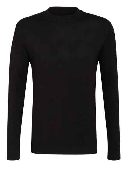KEY LARGO Pullover WILLI, Farbe: SCHWARZ (Bild 1)