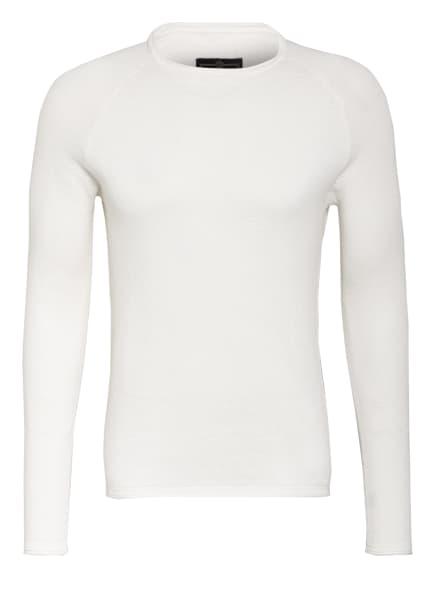 KEY LARGO Pullover THOMAS, Farbe: WEISS (Bild 1)