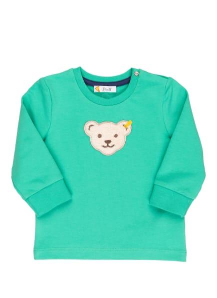 Steiff Sweatshirt, Farbe: HELLGRÜN (Bild 1)