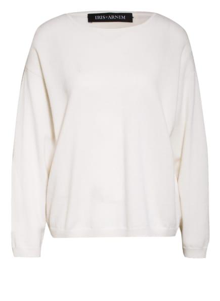 IRIS von ARNIM Cashmere-Pullover TAYA, Farbe: ECRU (Bild 1)
