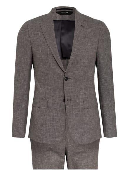 ZZegna Anzug DROP 8 Extra Slim Fit, Farbe: 925712 Anthra (Bild 1)