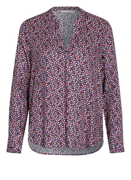 ETERNA Blusenshirt, Farbe: DUNKELBLAU/ PINK/ ORANGE (Bild 1)
