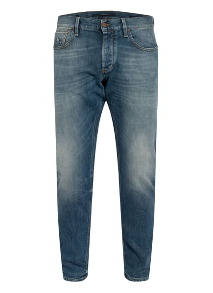 ALBERTO Jeans SLIPE Tapered Fit, Farbe: 818 (Bild 1)