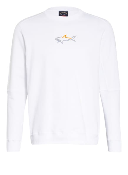 PAUL & SHARK Sweatshirt, Farbe: WEISS (Bild 1)