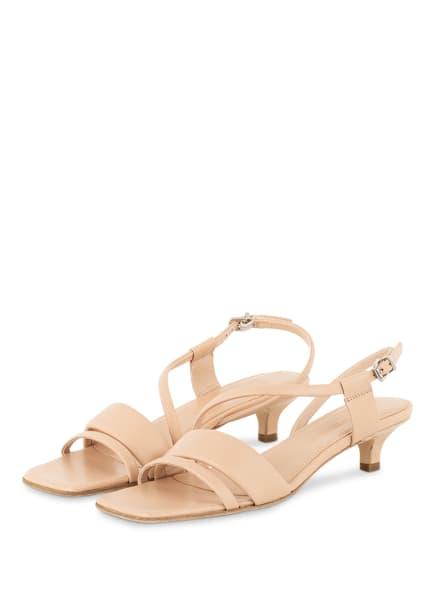 KENNEL & SCHMENGER Sandaletten BALI, Farbe: NUDE (Bild 1)