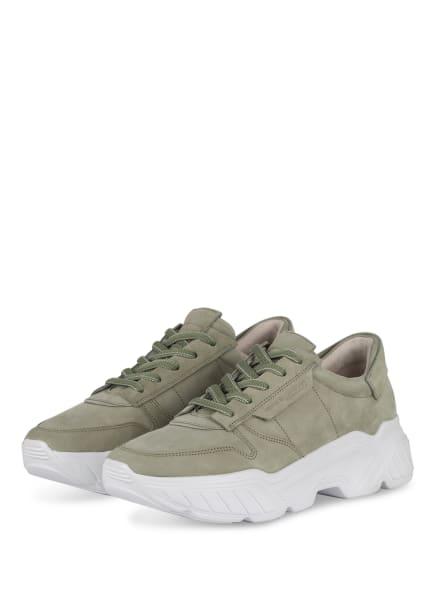 KENNEL & SCHMENGER Plateau-Sneaker BOOM , Farbe: KHAKI (Bild 1)