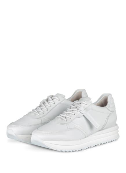 KENNEL & SCHMENGER Plateau-Sneaker JAZZ, Farbe: WEISS (Bild 1)