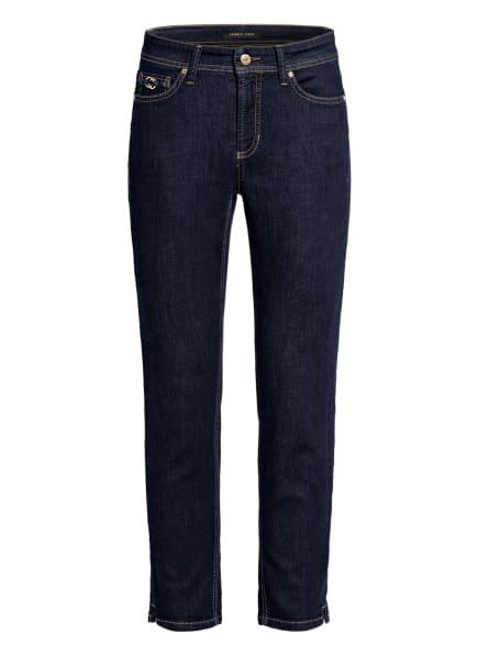 CAMBIO 7/8-Jeans PIPER, Farbe: 5006 rinsed wash blau (Bild 1)