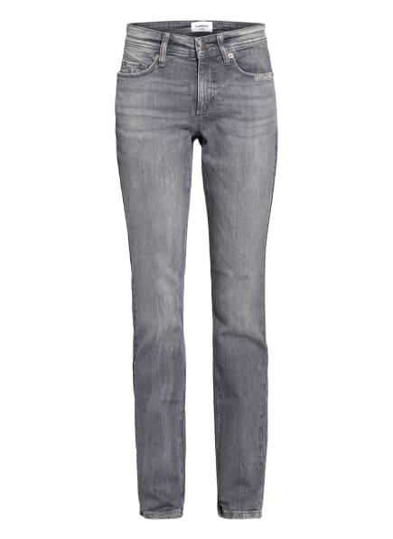CAMBIO Skinny Jeans PARLA, Farbe: 5249 hellgrau (Bild 1)