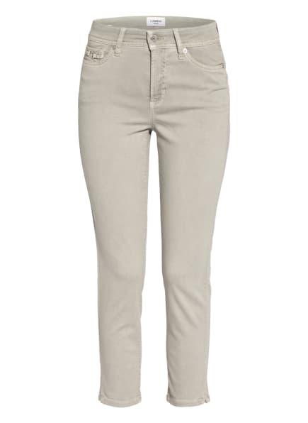 CAMBIO 7/8-Jeans PIPER SHORT, Farbe: KHAKI (Bild 1)