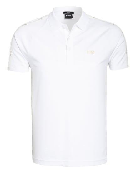 BOSS Jersey-Poloshirt PAUL Slim Fit , Farbe: WEISS (Bild 1)