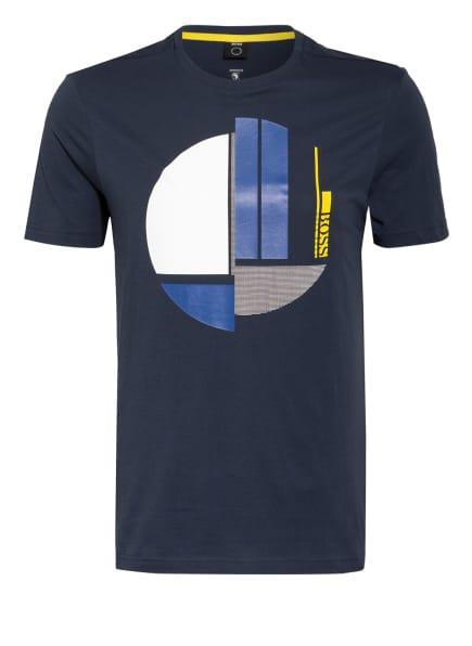 BOSS T-Shirt, Farbe: DUNKELBLAU (Bild 1)
