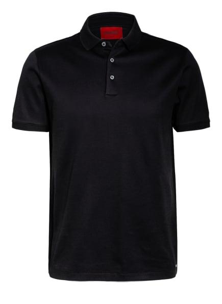 HUGO Poloshirt DOSCHINKO Slim Fit, Farbe: SCHWARZ (Bild 1)
