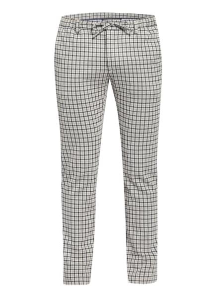 PAUL Anzughose Slim Fit , Farbe: DUNKELBLAU/ HELLGRAU/ ECRU (Bild 1)