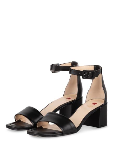 Högl Sandaletten INNOCENT, Farbe: SCHWARZ (Bild 1)