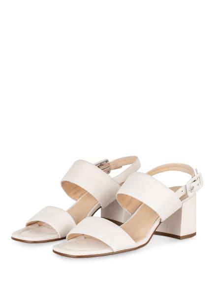 Högl Sandaletten PURE, Farbe: CREME (Bild 1)
