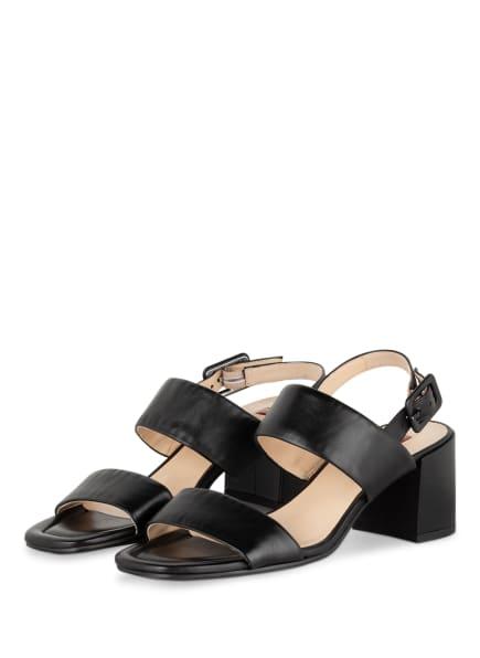 Högl Sandaletten PURE, Farbe: SCHWARZ (Bild 1)