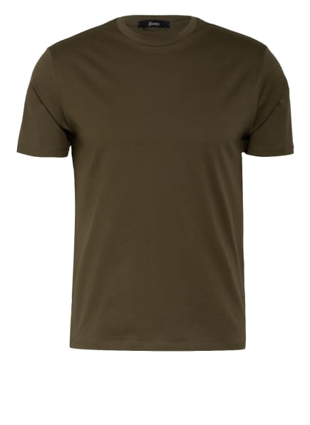 HERNO T-Shirt, Farbe: OLIV (Bild 1)