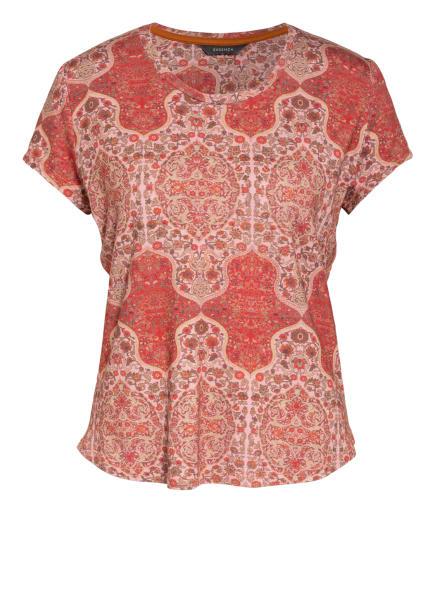 ESSENZA Lounge-Shirt SAONA GIULIA, Farbe: ROT/ HELLROT (Bild 1)