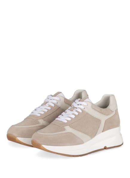 Marc O'Polo Plateau-Sneaker , Farbe: BEIGE (Bild 1)