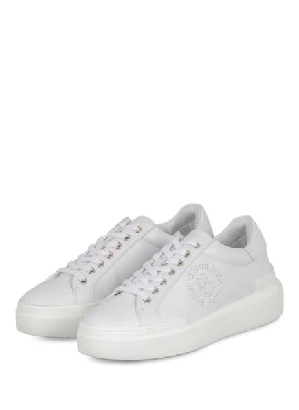 BOGNER Sneaker, Farbe: WEISS (Bild 1)