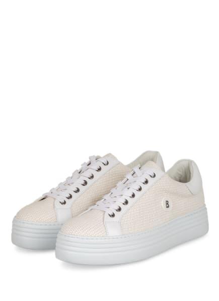 BOGNER Plateau-Sneaker ORLANDO, Farbe: ECRU/ WEISS (Bild 1)