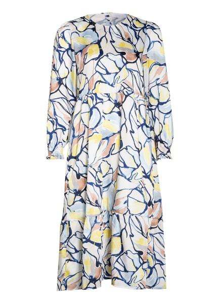 rich&royal Kleid , Farbe: WEISS/ BLAU/ GELB (Bild 1)