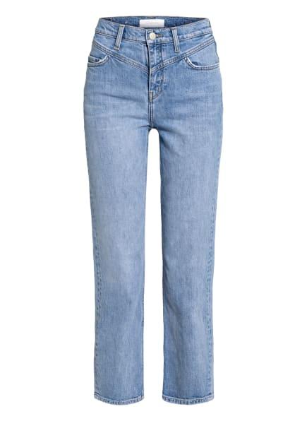 rich&royal Flared Jeans , Farbe: 700 DENIM BLUE (Bild 1)