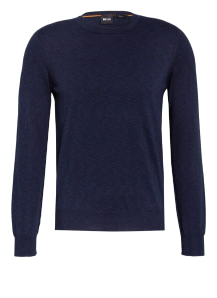 BOSS Pullover KABIRON , Farbe: DUNKELBLAU (Bild 1)