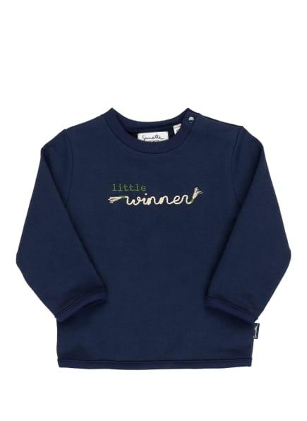 Sanetta FIFTYSEVEN Sweatshirt, Farbe: DUNKELBLAU (Bild 1)