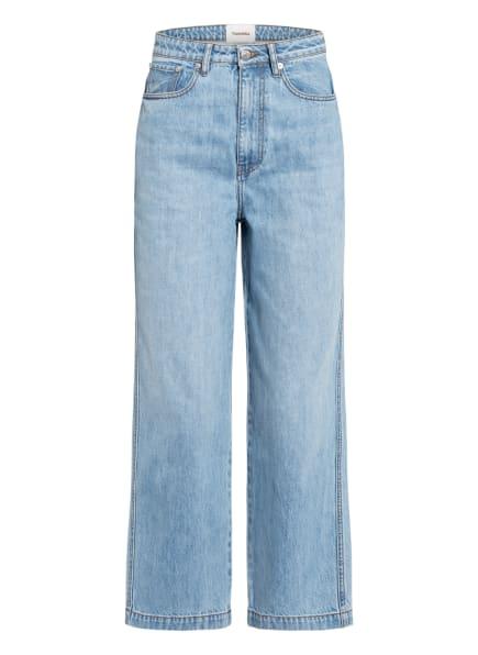 Nanushka Flared Jeans, Farbe: LIGHT BLUE (Bild 1)
