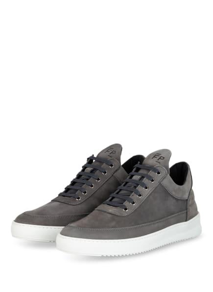 FILLING PIECES Sneaker LOW TOP, Farbe: DUNKELGRAU (Bild 1)