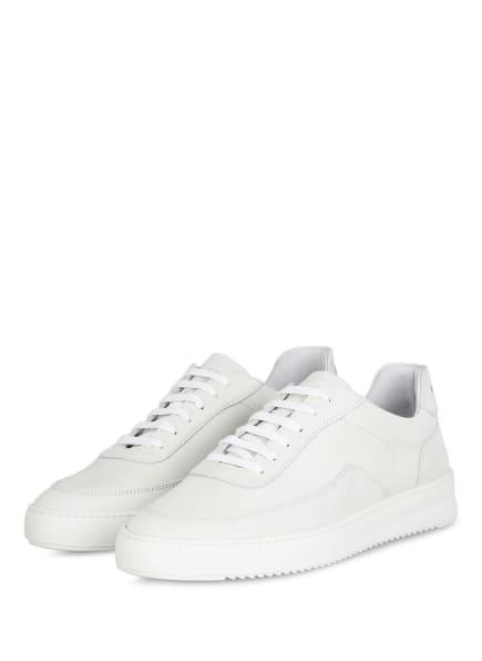 FILLING PIECES Sneaker MONDO 2.0 RIPPLE, Farbe: WEISS (Bild 1)