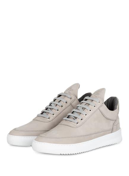 FILLING PIECES Sneaker LOW TOP, Farbe: HELLGRAU (Bild 1)