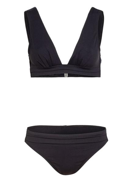IODUS Triangel-Bikini-Top MAIDER, Farbe: SCHWARZ (Bild 1)