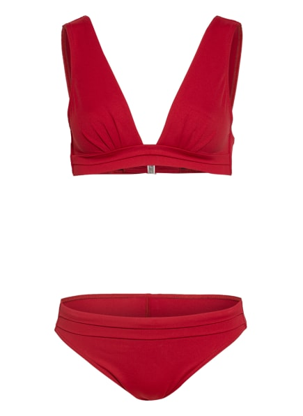 IODUS Triangel-Bikini-Top MAIDER, Farbe: ROT (Bild 1)