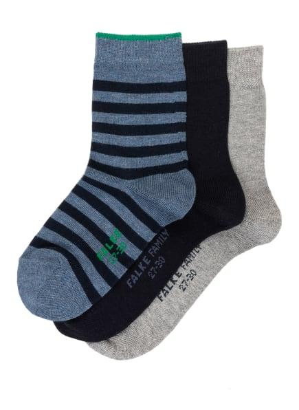 FALKE 3er-Pack Socken MIXED, Farbe: 0010 SORTIMENT (Bild 1)