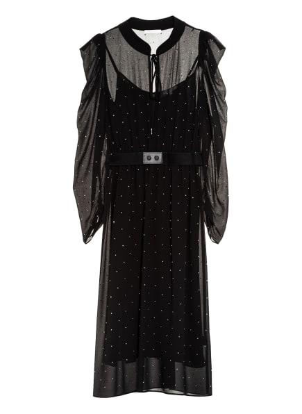 PATRIZIA PEPE Kleid, Farbe: SCHWARZ (Bild 1)