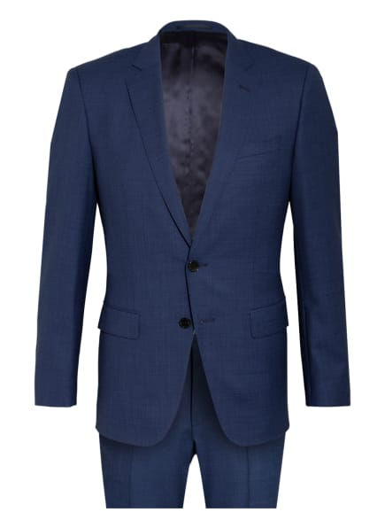 BOSS Anzug HUGE/GENIUS Extra Slim Fit, Farbe: DUNKELBLAU (Bild 1)