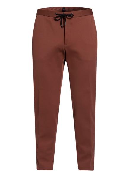 BOSS Anzughose BANKS im Jogging-Stil Slim Fit, Farbe: 224 RUST/COPPER (Bild 1)
