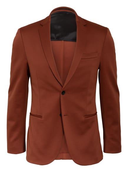 BOSS Anzugsakko NORWIN Slim Fit, Farbe: 224 RUST/COPPER (Bild 1)