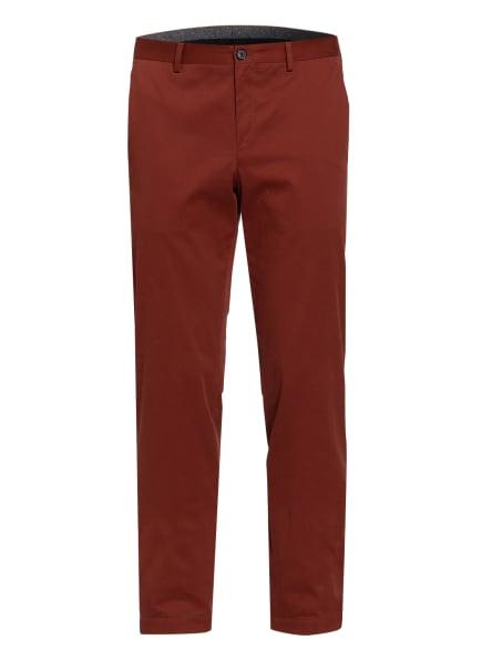 BOSS Hose STANINO Slim Fit , Farbe: DUNKELORANGE (Bild 1)