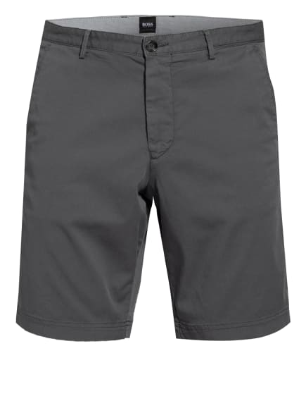 BOSS Chino-Shorts SLICE, Farbe: GRAU (Bild 1)