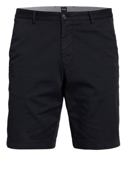 BOSS Chino-Shorts SLICE, Farbe: DUNKELBLAU (Bild 1)