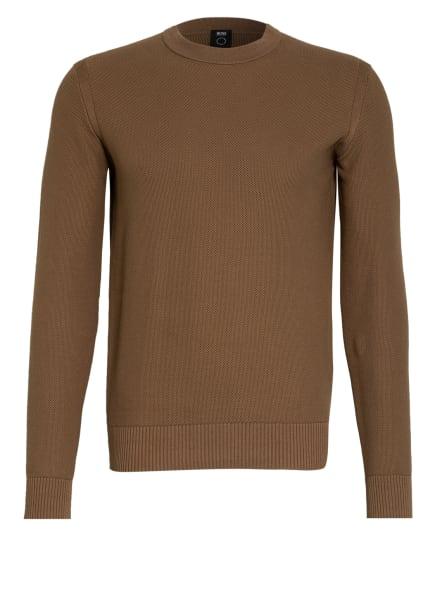 BOSS Pullover PALESE, Farbe: HELLBRAUN (Bild 1)